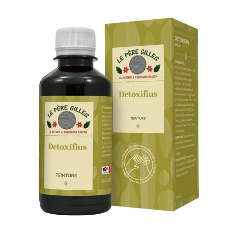 Teinture Detoxifius