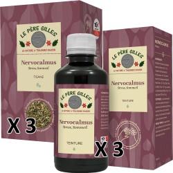 NERVOCALMUS   Cure